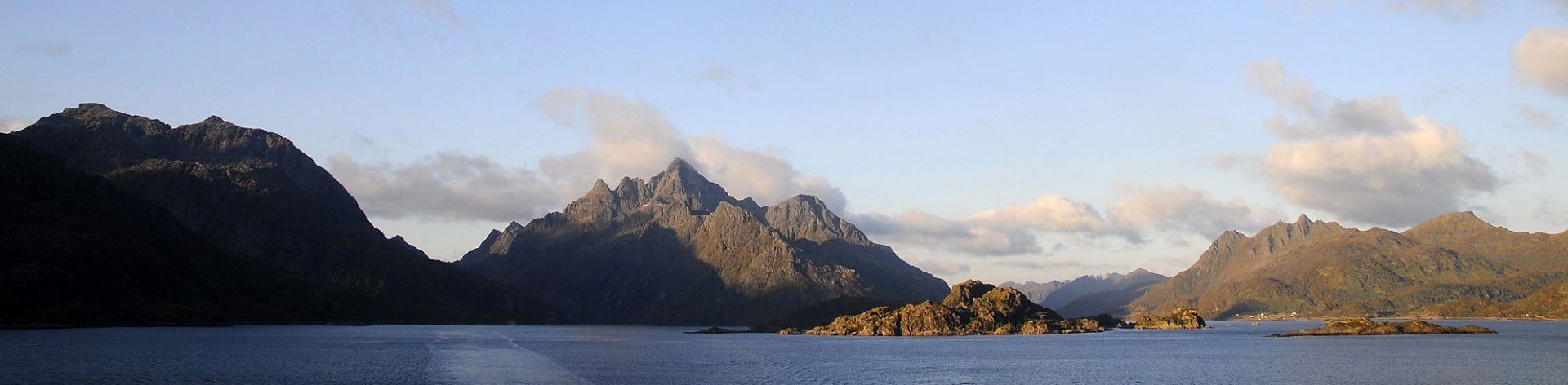 Traumarchipel Lofoten